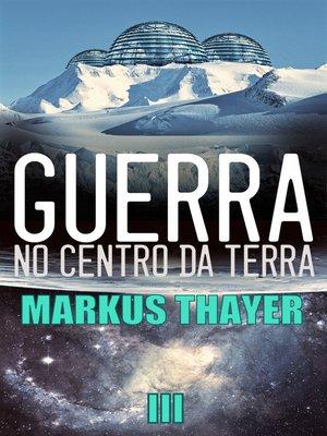 cover image of Guerra no Centro da Terra