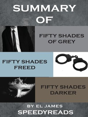 cover image of Summary of Fifty Shades of Grey and Fifty Shades Freed and Fifty Shades Darker