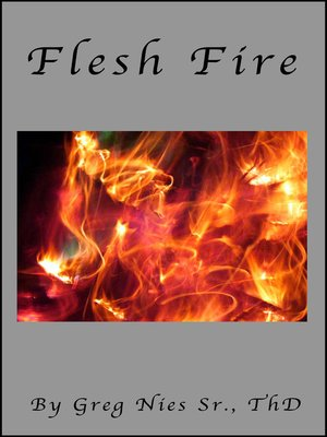 cover image of Flesh Fire