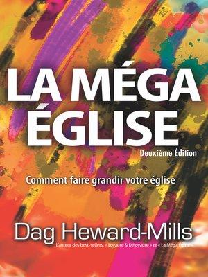 cover image of La méga église (Deuxième édition)