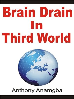 cover image of Brain Drain in Third World