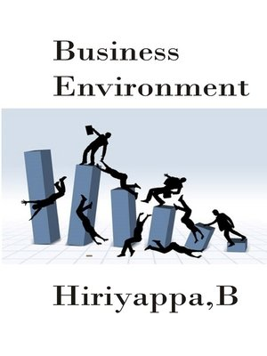 cover image of Business Environment