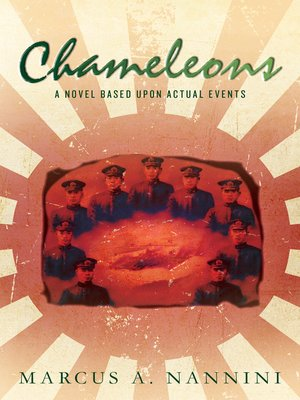 cover image of Chameleons, a Novel Based Upon Actual Events