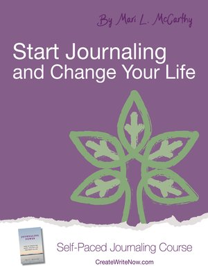 cover image of Start Journaling and Change Your Life
