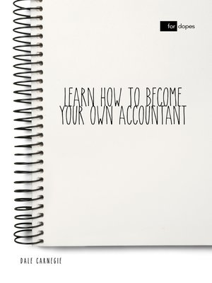cover image of Learn How to Become Your Own Accountant