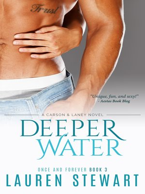 cover image of Deeper Water