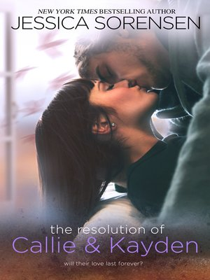 cover image of The Resolution of Callie and Kayden