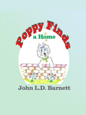 cover image of Poppy Finds a Home