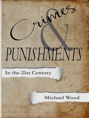 cover image of Crimes and Punishments