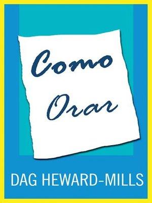 cover image of Como Orar