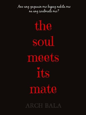 cover image of The Soul Meets Its Mate