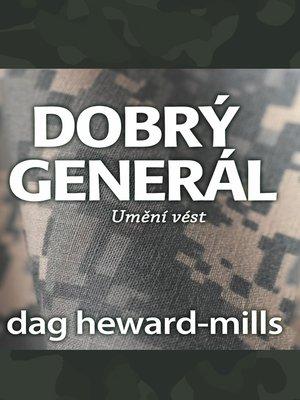 cover image of Dobrý Generál