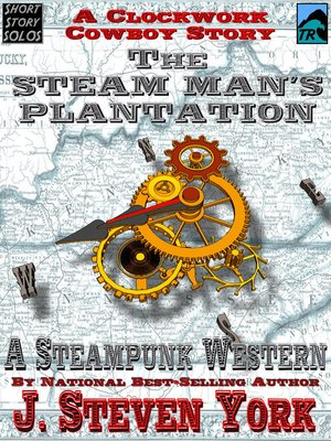 cover image of The Steam Man's Plantation