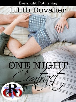 cover image of One Night Contract
