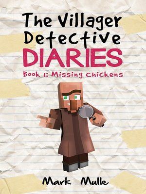cover image of The Villager Detective Diaries, Book 1