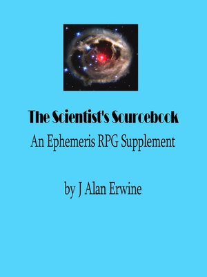 cover image of The Scientist's Sourcebook