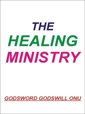 cover image of The Healing Ministry