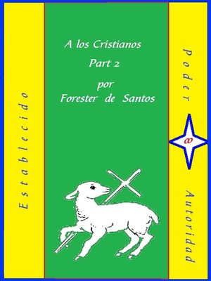 cover image of A Los Cristianos Parte 2