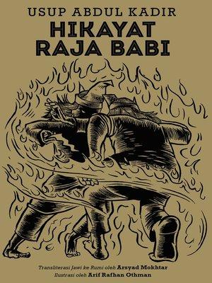 cover image of Hikayat Raja Babi