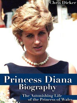 cover image of Princess Diana Biography