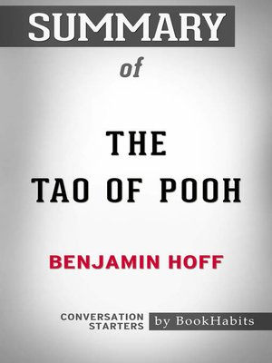 cover image of Summary of the Tao of Pooh by Benjamin Hoff / Conversation Starters