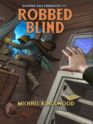 cover image of Robbed Blind