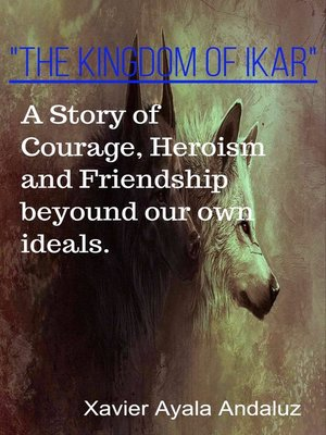 "cover image of ""THe Kingdom of Ikar"""