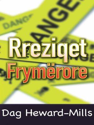 cover image of Rreziqet Frymërore