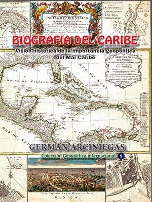 cover image of Biografía del Caribe