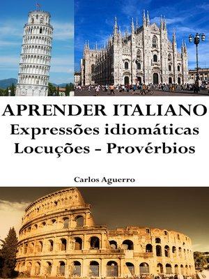 cover image of Aprender Italiano