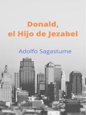 cover image of Donald, el Hijo de Jezabel