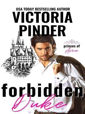 cover image of Forbidden Duke