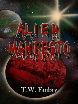 cover image of Alien Manifesto