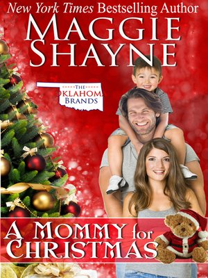cover image of A Mommy for Christmas