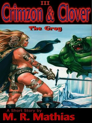 cover image of Crimzon and Clover (#3 the Grog)