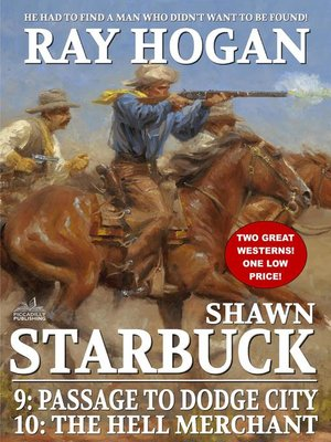cover image of Shawn Starbuck Double Western 5