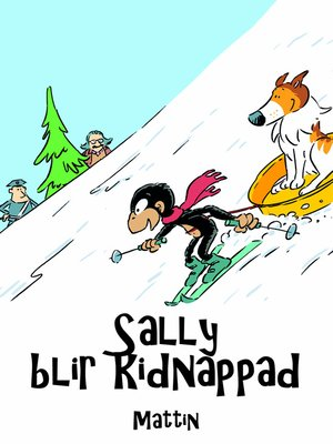cover image of Sally blir kidnapped