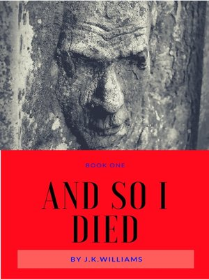 cover image of And So I Died