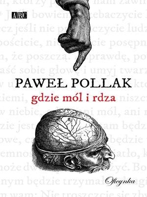 cover image of Gdzie mól i rdza