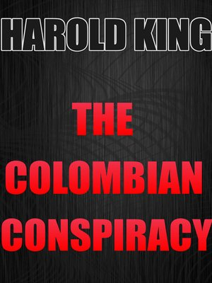 cover image of The Colombian Conspircy