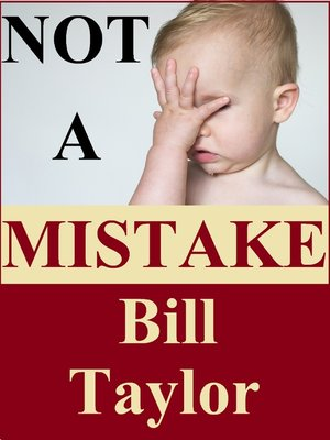 cover image of Not a Mistake