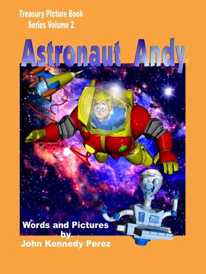 cover image of Astronaut Andy