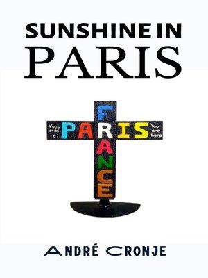 cover image of Sunshine in Paris