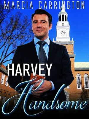 cover image of Harvey Handsome