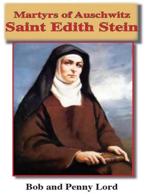 cover image of Saint Edith Stein