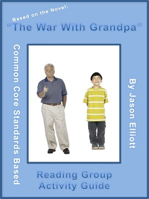 cover image of The War With Grandpa Reading Group Activity Guide