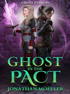 cover image of Ghost in the Pact