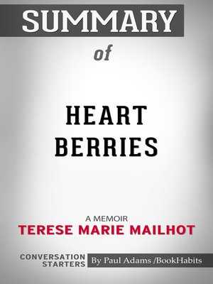 cover image of Summary of Heart Berries
