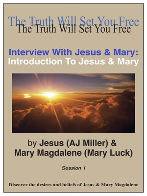 cover image of Interview with Jesus & Mary