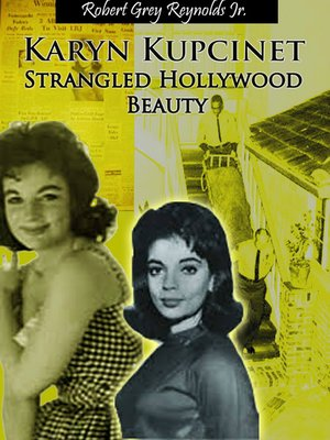 cover image of Karyn Kupcinet Strangled Hollywood Beauty